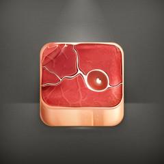 Steak app icon