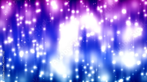 Concert ART blue and purple flash ( produced by VideomaticHD )