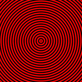 A0006_Hypnotize red and black circle graphic