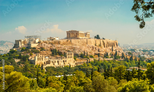Acropolis of Athens - 51954100