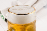 Birra - Beer, close-up, selective focus