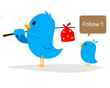Tweeter Follow