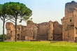 Caracalla Baths Ruins
