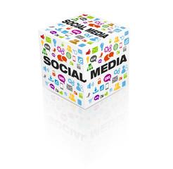 cube social media