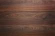 Leinwanddruck Bild - Dark wooden texture