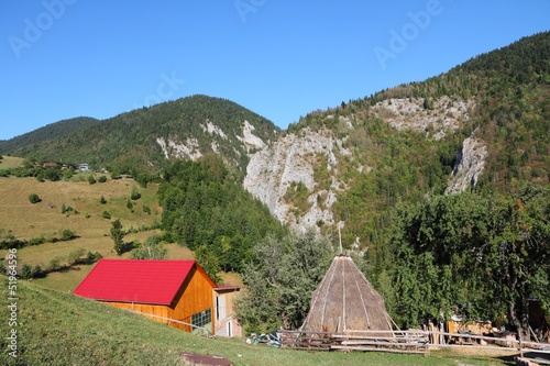 Mountains in Romania - Piatra Craiului