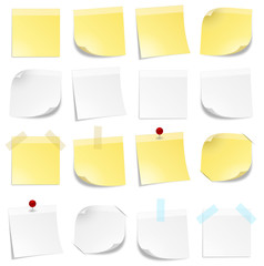 Set Post-its