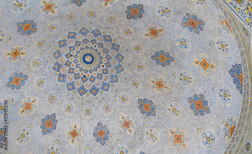 canvas print picture Islamic art - Islamische Kunst