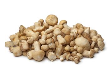 Fresh St.George's mushrooms