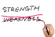 Strength or weekness