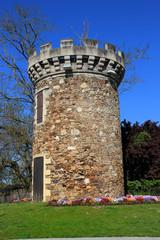 La tour d'Arès.