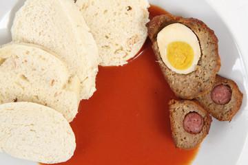 tomato sauce (czech food)