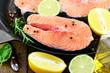 Zitrone, Fisch
