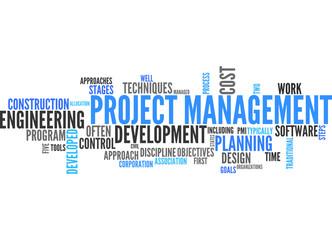 Project Management (tag cloud)