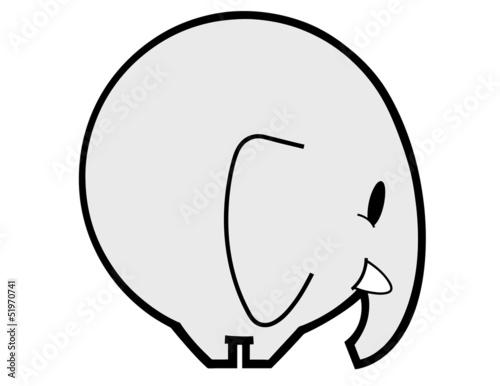 Thai Elephant Vector Quot Elephant Thai Quot Stock Image