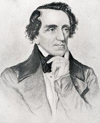 German composer Giacomo Meyerbeer