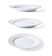 white plate - 51973359