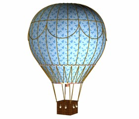 montgolfiere a tache