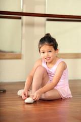 Ballerina girl
