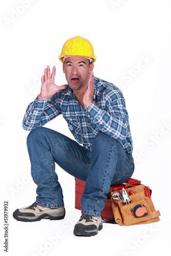 Builder panicking