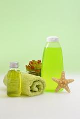 Wellness Grün