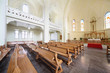 Hall In Evangelical Lutheran C...