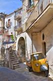 Alleyway. Tursi. Basilicata. Italy. - 51986573