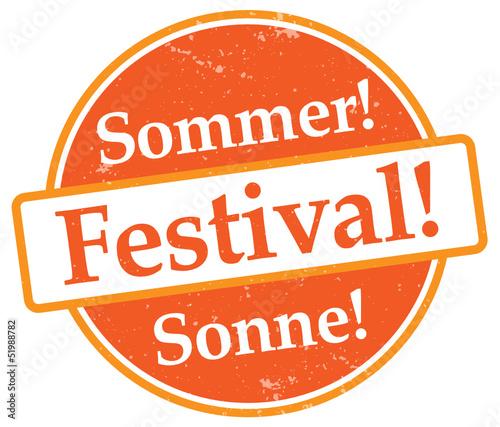Sommer! Sonne! Festival!