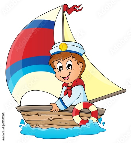 Image with sailor theme 3