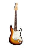 Fototapety E-Gitarre Sunburst
