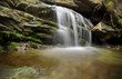 Fototapeten,wasserfall,sturzbach,rivers,moos