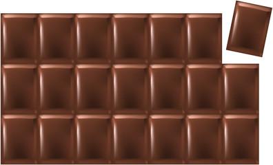Chocolate Bar ( Schokolade Tafel)