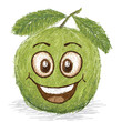 happy guava fruit