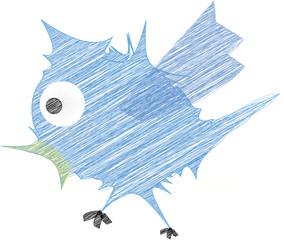 Sketchy social icon