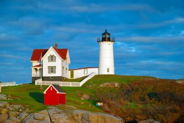 Nubble Lighthouse, Maine