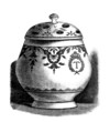 Pot - Topf - 18th century