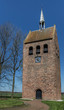 Bell tower of the church of Garmerwolde