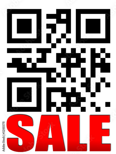 QR Code, Sale