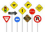 Road Sign Collection