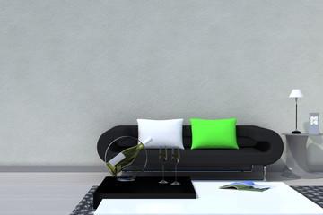 Variante Living Room Design -02-