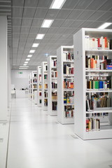 Buchregale Bibliothek