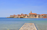 Fischerstadt / Hafenstadt Umag Kroatien