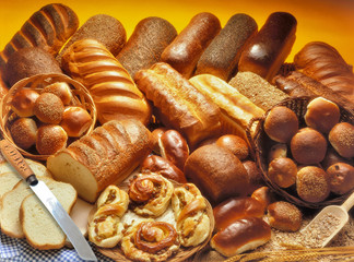 Bread and fresh bakery products
