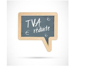 TVA réduite - TVA sociale