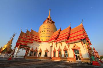 Wat Prong Arkard, Chachoengsao Province.