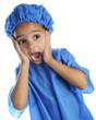 Tiny Shocked Doc