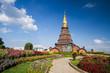 naphamethanidon pagoda chiangmai Thailand