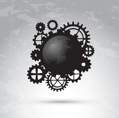 Gears and world