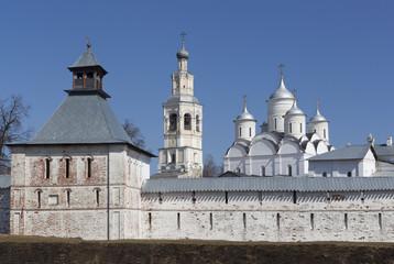 Спасо-Прилуцкий Дмитриев мужской монастырь, Вологда, Россия