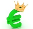 the crown, Euro